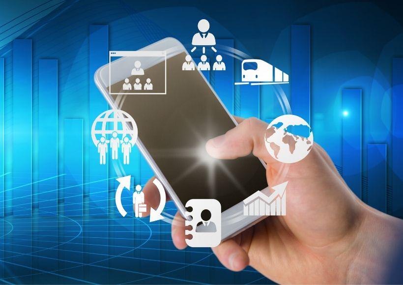 IoT mobile development.