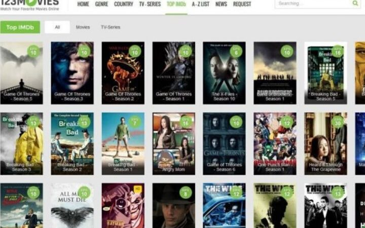 123 Movies Online [Updated 2020] – Watch Online Movies, TV Shows, Web Series and Download From 123 Movies Online