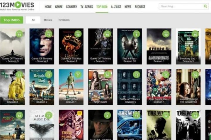 123 Movies Online 2020 – Illegal Website to Download HD Movies