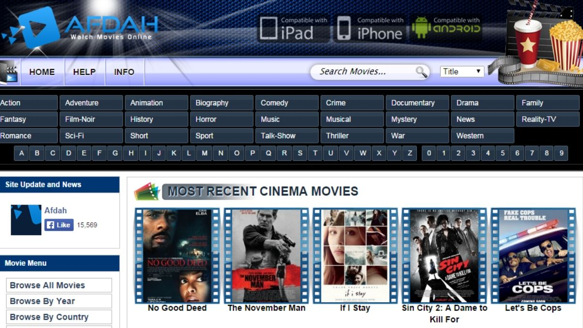 Afdah – Watch Free HD Movies Online, Afdah Movies Mirror Sites And Alternatives