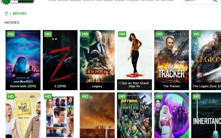 Putlocker [2020] – Watch & Download Free Movies| 15 Best Alternatives For Putlockers