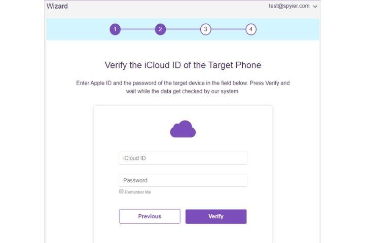 spyier-verify-icloud-id-guide