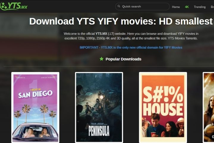 The Future Of YTS: What Will Be The Destiny Of YTS Torrents Or YIFY Torrents In 2021?