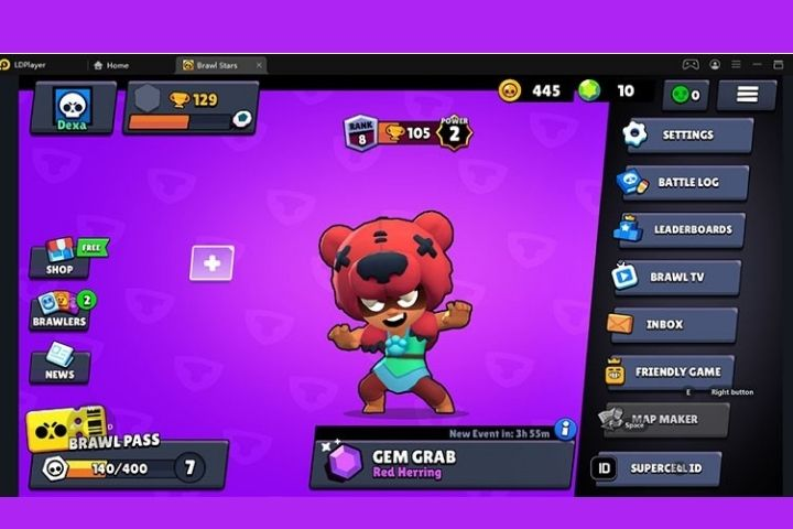 Robo Rumble with LDPlayer.