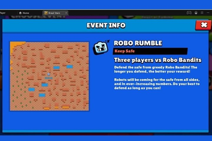 Tips for Robo Rumble Map.
