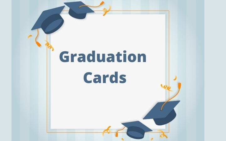 Unique And Attractive Graduation Cards