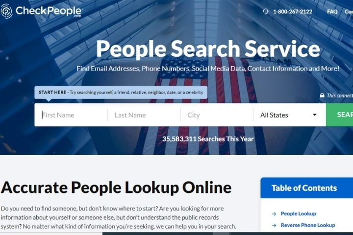 CheckPeople Review – How Useful Are Their Background Checks?
